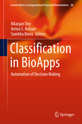 Classification in BioApps - Automation of Decis...