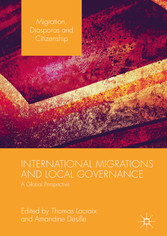 International Migrations and Local Governance -...