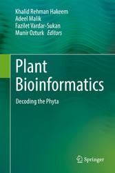 Plant Bioinformatics - Decoding the Phyta