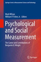 Psychological and Social Measurement - The Care...