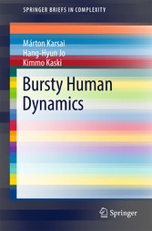 Bursty Human Dynamics