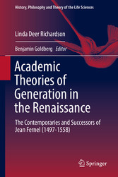 Academic Theories of Generation in the Renaissa...