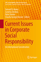 Current Issues in Corporate Social Responsibili...