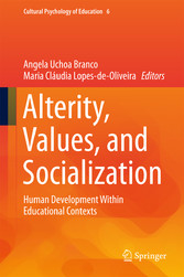 Alterity, Values, and Socialization - Human Dev...