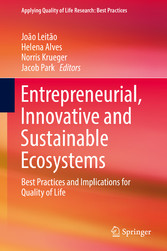 Entrepreneurial, Innovative and Sustainable Eco...