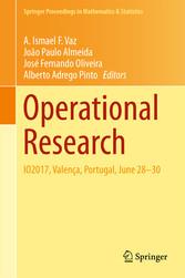 Operational Research - IO2017, Valença, Portuga...