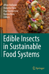 Edible Insects in Sustainable Food Systems