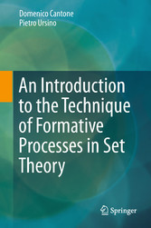 An Introduction to the Technique of Formative P...