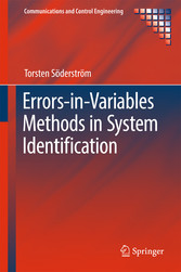Errors-in-Variables Methods in System Identific...