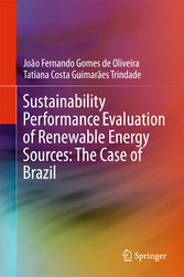 Sustainability Performance Evaluation of Renewa...