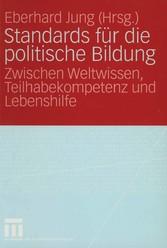 Standards für die politische Bildung - Zwischen...