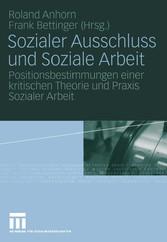 Sozialer Ausschluss und Soziale Arbeit - Positi...