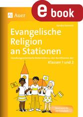 Evangelische Religion an Stationen - Handlungso...