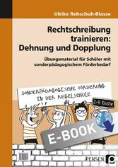 Rechtschreibung trainieren: Dehnung und Dopplun...