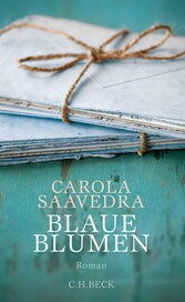 Blaue Blumen - Roman