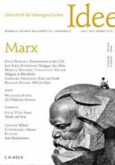 Zeitschrift für Ideengeschichte Heft XI/3 Herbs...