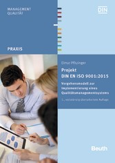 Projekt DIN EN ISO 9001:2015 - Vorgehensmodell ...