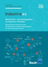 Maschinen- und Anlagenbau im digitalen Zeitalte...