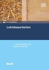 Lehmbauarbeiten - Aktualität der herkömmlichen ...
