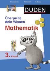 Überprüfe dein Wissen - Mathe 3. Klasse