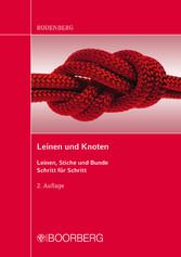 Leinen und Knoten - Leinen, Stiche und Bunde Sc...