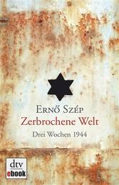 Zerbrochene Welt - Drei Wochen 1944