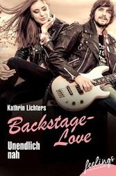 Unendlich nah - Backstage-Love 1