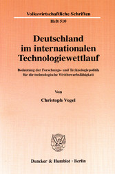 Deutschland im internationalen Technologiewettl...