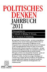 Politisches Denken. Jahrbuch 2011.