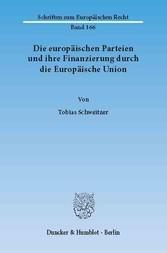 Die europäischen Parteien und ihre Finanzierung...