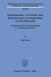 Interdependenz von Primär- und Kollisionsrecht ...