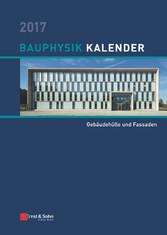 Bauphysik-Kalender 2017 - Schwerpunkt - Gebäude...