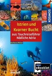 Tauchreiseführer Istrien und Kvarner Bucht - Kr...