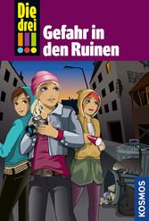 Die drei !!!, 71, Gefahr in den Ruinen (drei Au...