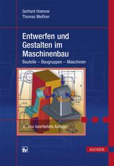 Entwerfen und Gestalten im Maschinenbau - Baute...