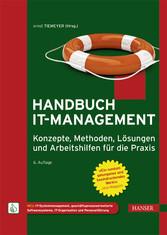 Handbuch IT-Management - Konzepte, Methoden, Lö...