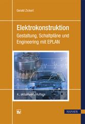 Elektrokonstruktion - Gestaltung, Schaltpläne u...