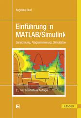 Einführung in MATLAB/Simulink - Berechnung, Pro...