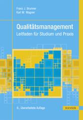 Qualitätsmanagement - Leitfaden für Studium und...