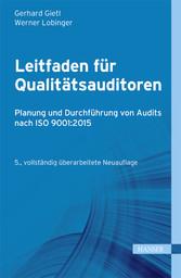 Leitfaden für Qualitätsauditoren - Planung und ...