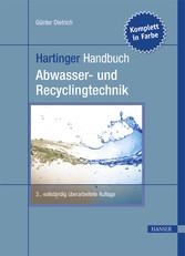 Hartinger Handbuch Abwasser- und Recyclingtechnik