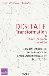 Digitale Transformation im Unternehmen gestalte...