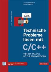 Technische Probleme lösen mit C/C++ - Von der A...