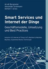 Smart Services und Internet der Dinge: Geschäft...