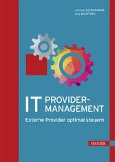 IT-Providermanagement - Externe Provider optima...