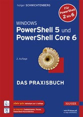 Windows PowerShell 5 und PowerShell Core 6 - Da...