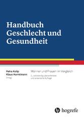 Handbuch Geschlecht und Gesundheit - Männer und...