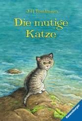 Die mutige Katze