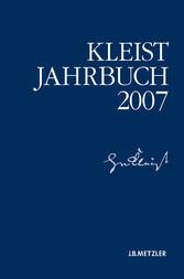 Kleist-Jahrbuch 2007