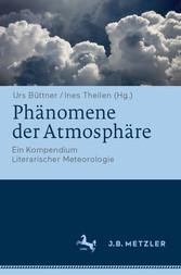 Phänomene der Atmosphäre - Ein Kompendium Liter...